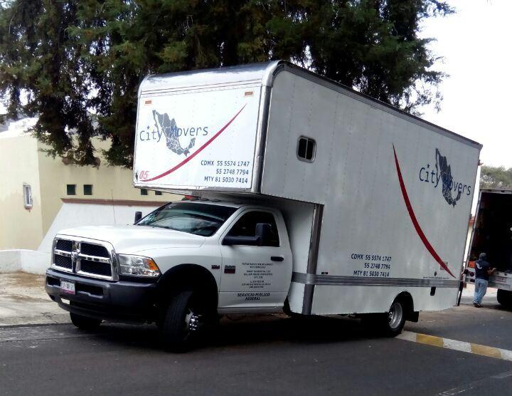 Camion de 40 m3